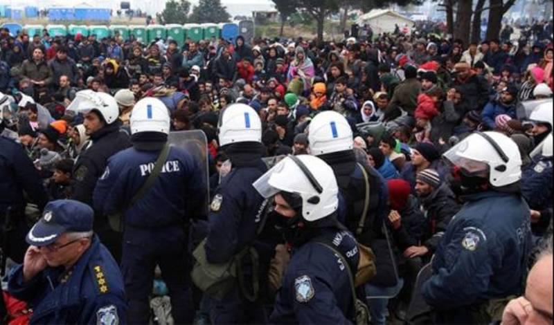 """Ψωμιάδης:«Αυτά είναι τα αποτελέσματα της πολιτικής των """"ανοιχτών συνόρων"""" του ΣΥΡΙΖΑ»"""
