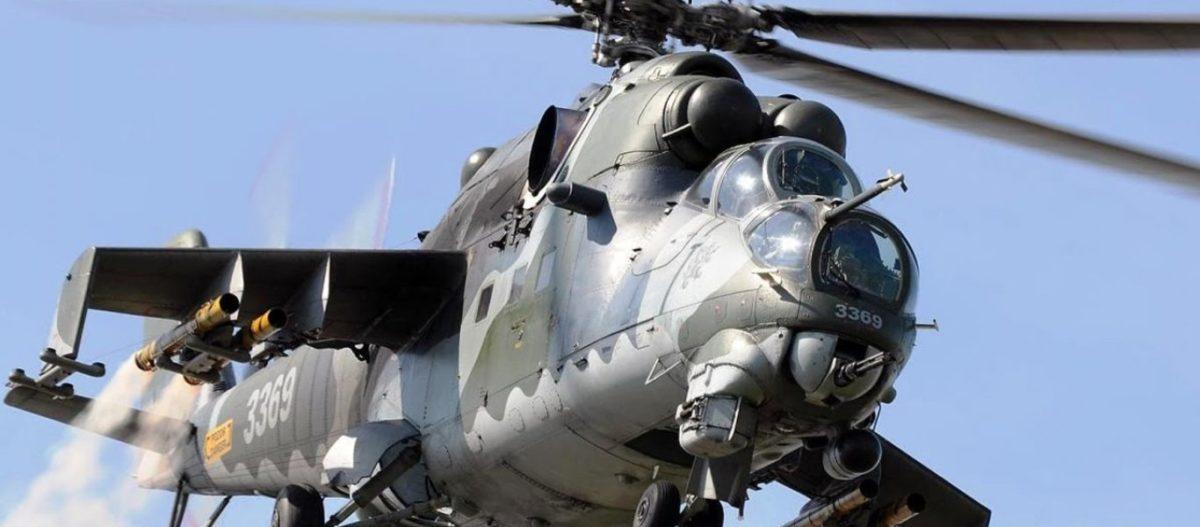 Βίντεο: Για πρώτη φορά ρωσικά επιθετικά ελικόπτερα σφυροκοπούν θέσεις ισλαμιστών στη Λιβύη – «Νο fly zone» από Χαφτάρ