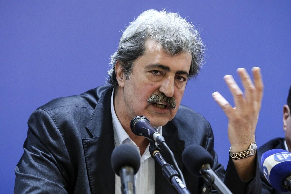 Νέο ξέσπασμα Πολάκη: Τολμάς να μιλάς Λοβέρδο αντί να κρυφτείς σε καμιά τρύπα