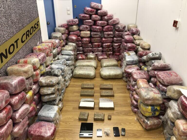 Τεράστιες ποσότητες ηρωίνης από το Ιράν θα έριχναν στην αγορά σπείρες ναρκωτικών