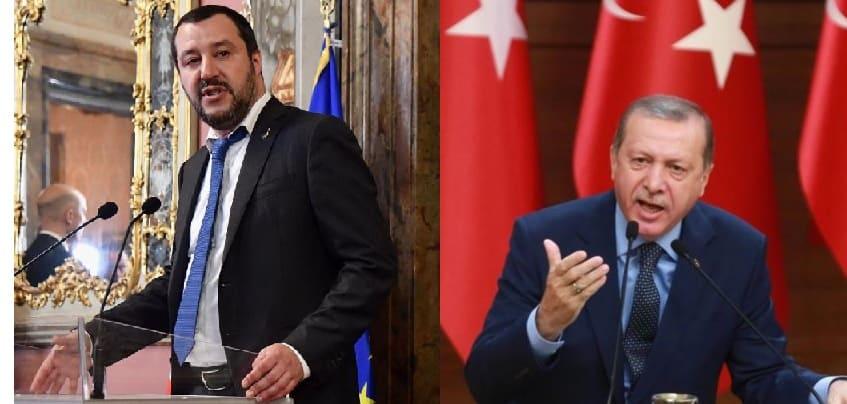 EKTAKTO: Διπλωματικό επεισόδιο Ιταλίας-Τουρκίας – «Πόλεμος» για την γενοκοτονία των Αρμενίων