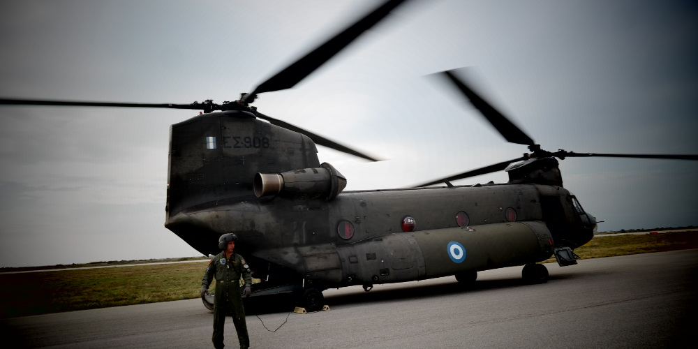 Άγκυρα: Δεν υπήρξε επικίνδυνη προσέγγιση στο ελικόπτερο του Έλληνα αρχηγού ΓΕΣ