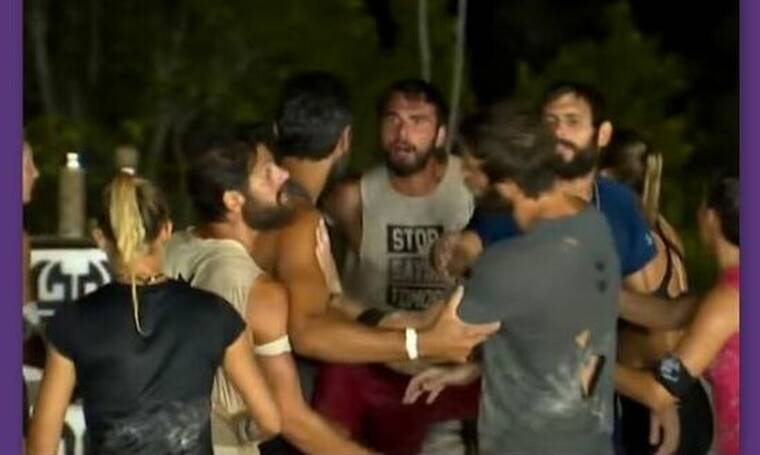 Survivor: «Έπεσε ξύλο» – Πιάστηκαν στα χέρια οι παίκτες – Τι συνέβη με Ατακάν και Δαλάκα; (video)