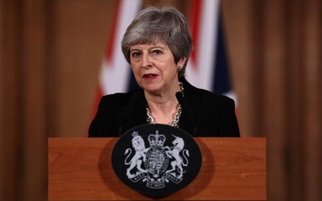 Μέι: Ζητεί νέα παράταση για το Brexit