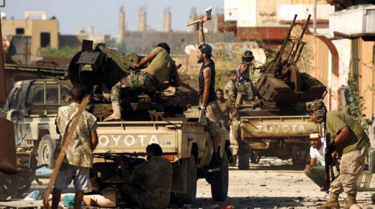 ΕΚΤΑΚΤΟ – Επίσημη διαρροή από τη Μοσάντ: Ο Ερντογάν στέλνει μισθοφόρους στη Λιβύη – Τουρκική δράση κατά του φιλορώσου Χ.Χαφτάρ