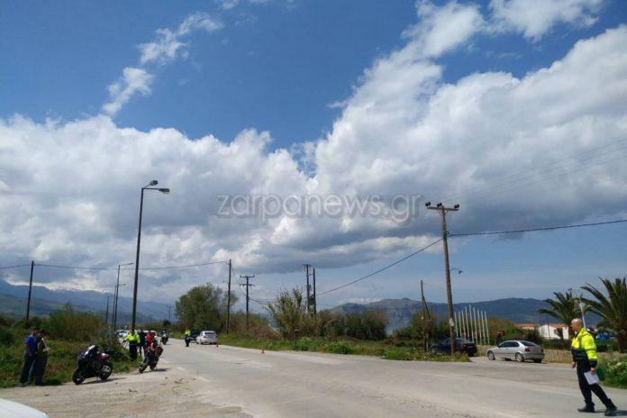 Σοβαρό τροχαίο στην εθνική οδό Χανίων – Ρεθύμνου: Στο Νοσοκομείο οδηγός μηχανής | Photos