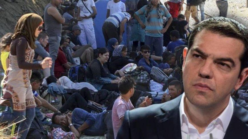 «Πραξικόπημα» ΣΥΡΙΖΑ: «Πετάει» στη μάχη των εκλογών 800.000 αλλοδαπούς για να σωθεί από τη «φάπα» των 17άρηδων