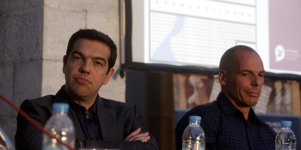 Βαρουφάκης: ο Τσίπρας μου ζήτησε να Πάρουμε το 17,5 δις της ΤτΕ