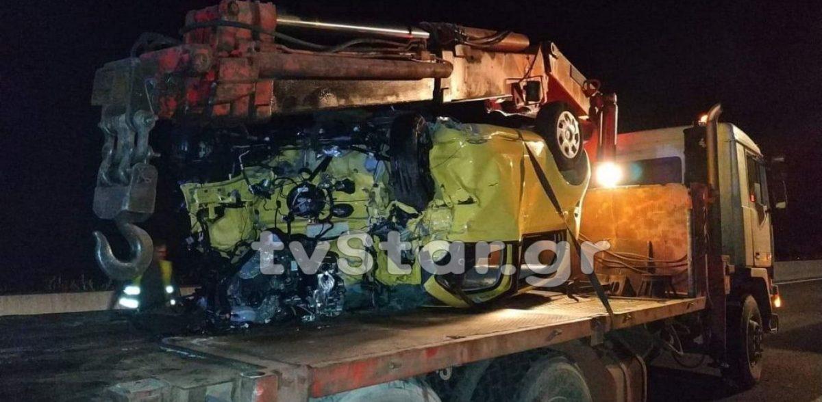 Γυναίκα οδηγούσε αναποδα στην εθνική οδό – Σκοτώθηκε η ίδια, τραυματίας ένας οδηγός