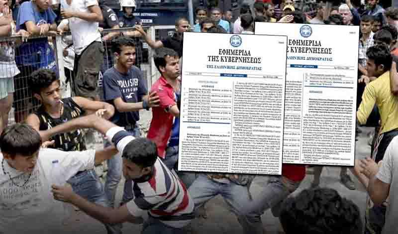 «Βιομηχανία» ελληνοποιήσεων: Δίνουν δικαίωμα ψήφου σε χιλιάδες αλλοδαπούς ακόμη και την τελευταία στιγμή