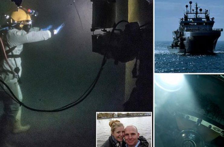 Δύτης έμεινε χωρίς οξυγόνο στο βυθό για 38΄ και επέζησε. Εγκλωβίστηκε σε βάθος 90 μέτρων. Το BBC έκανε την περιπέτεια του ντοκιμαντέρ με τίτλο «Η Τελευταία Αναπνοή» …
