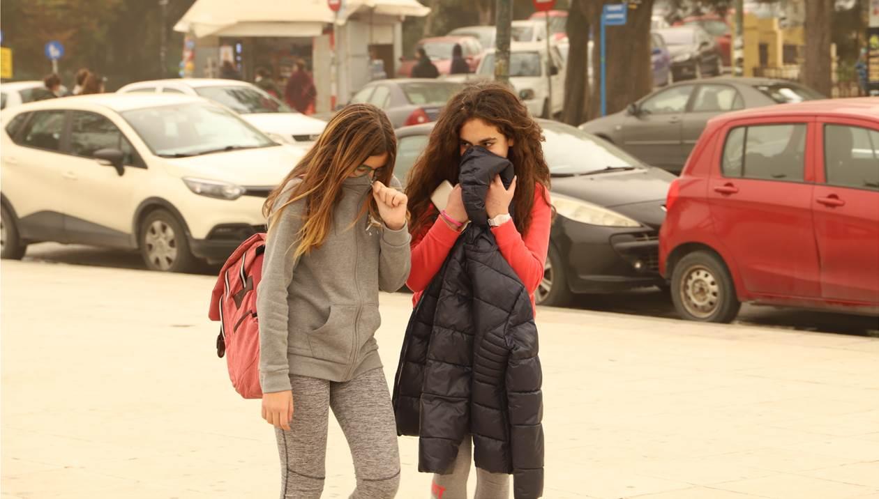 Ο καιρός στην Κρήτη – «σκονισμένη εβδομάδα»: Ποια θα είναι η χειρότερη ημέρα;
