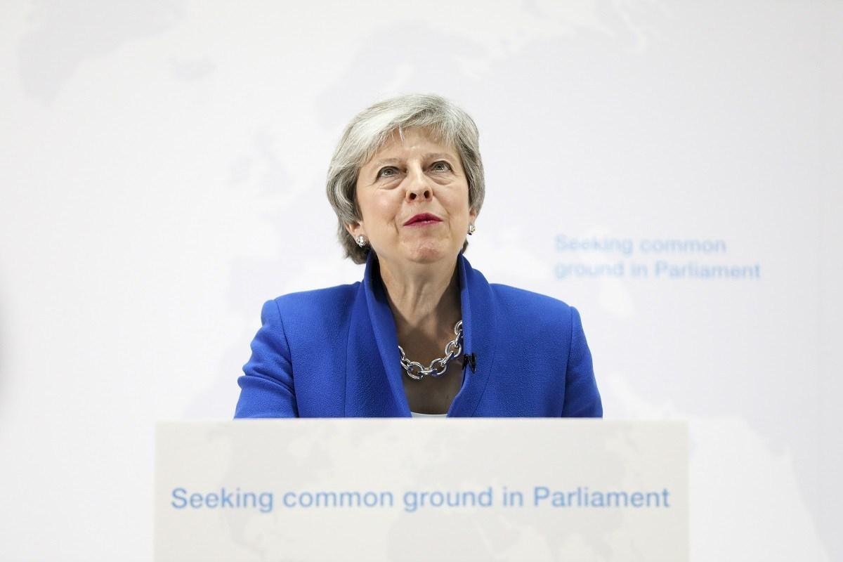 Brexit: Η Μέι θα ζητήσει κοινοβουλευτική ψηφοφορία για δεύτερο δημοψήφισμα