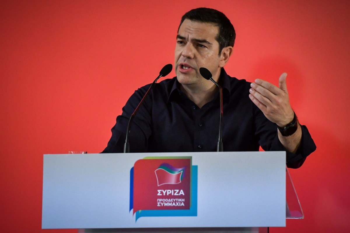 Τσίπρας: Λάβαμε το μήνυμα των εκλογών – Το παιχνίδι δεν κρίνεται στο πρώτο ημίχρονο (video)