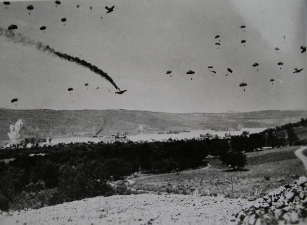 Σαν σήμερα η Μάχη της Κρήτης