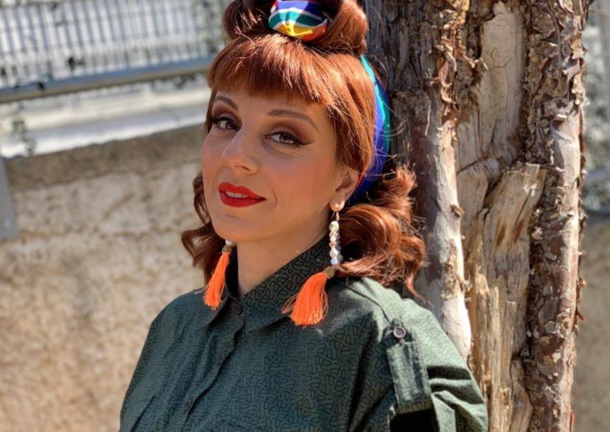 Η Ματίνα Νικολάου ντύθηκε… νύφη στο πλευρό γνωστού τραγουδιστή! [pic]