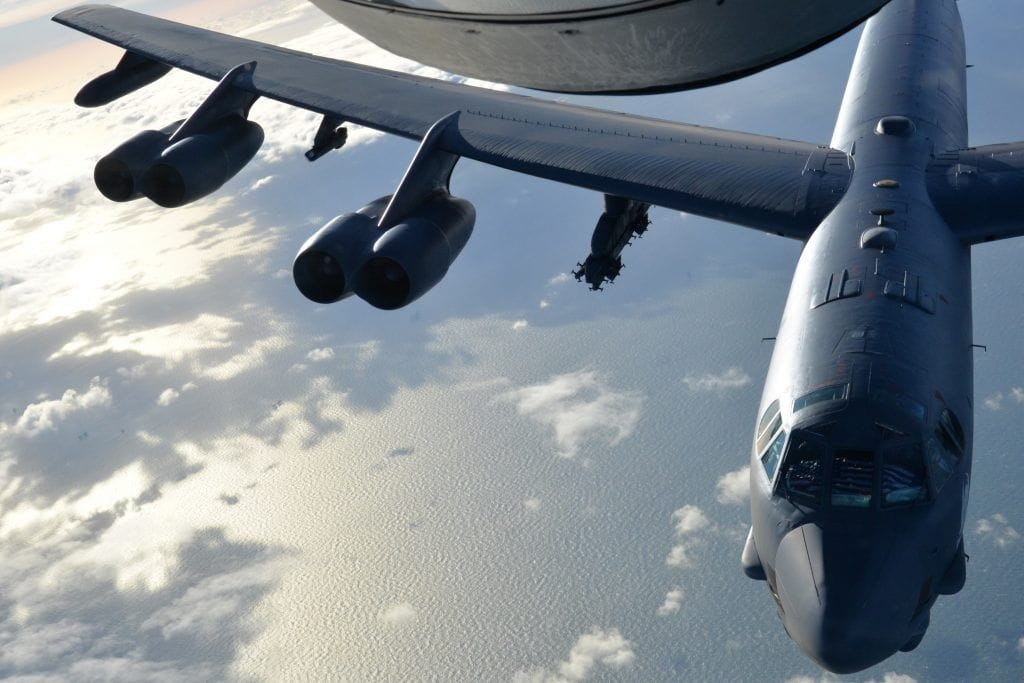 EKTAKTO: Σε πολεμική ετοιμότητα Ισραήλ-ΗΠΑ – «Μυρίζει» σύγκρουση με το Ιράν – Σε σημεία «κλειδιά» τα B-52