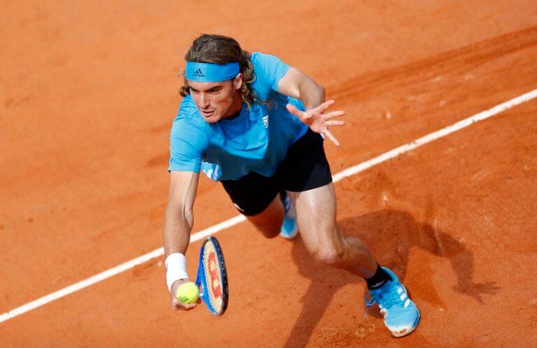 Τσιτσιπάς: Ο αντίπαλος του στους «32» του Roland Garros