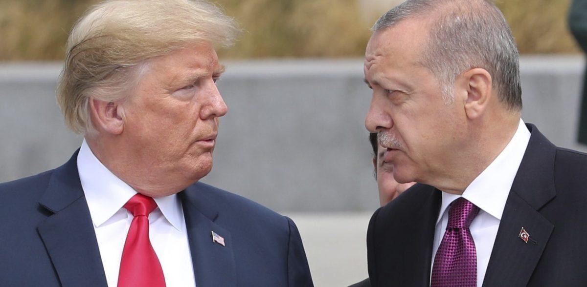 Όλα κρέµονται από µια λεπτή κλωστή για ΗΠΑ – Τουρκία