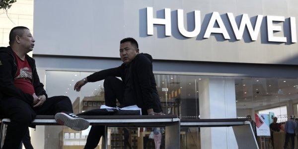 Επίσημο διάβημα της Κίνας στις ΗΠΑ για τη Huawei
