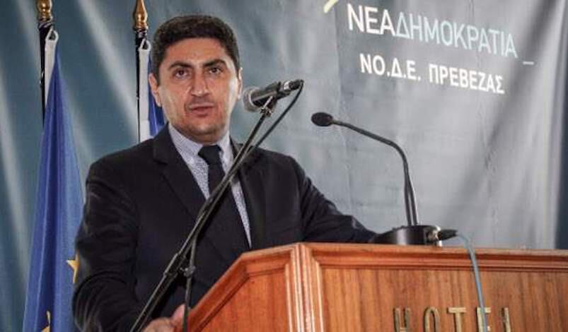 Αυγενάκης: Τέρμα η ασυλία της Αριστεράς- Ολοι κρινόμαστε επί ίσοις όροις