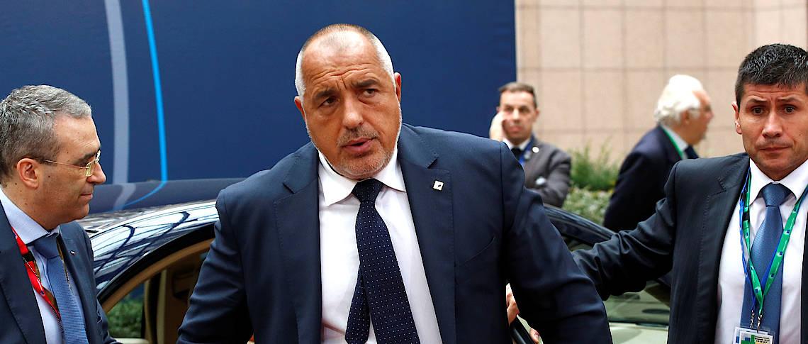 Διπλωματικό επεισόδιο Σόφιας-Άγκυρας – Μπορίσοφ: «Δεν δεχόμαστε απειλές» – Οργή στη Βουλγαρία για τον Τούρκο πρεσβευτή