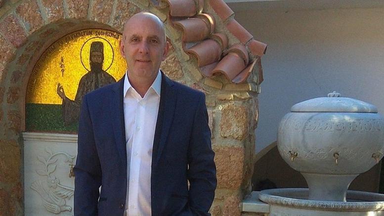 Διεγράφη από τη ΝΔ ο Κ.Στεφανίδης για τη ρατσιστική ανάρτηση κατά Κούνεβα
