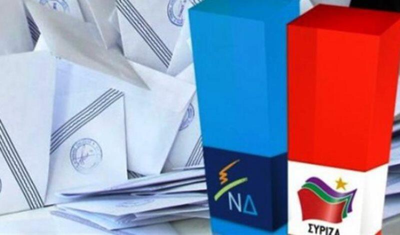 Metron Analysis: Προβάδισμα 7,2 μονάδων για τη ΝΔ στις ευρωεκλογές