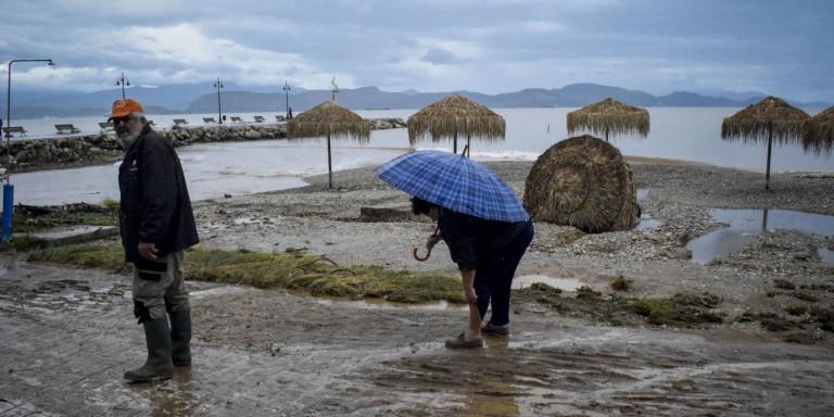 Έρχεται ο Αντίνοος στην Κρήτη; Που και πότε θα βρέξει | Η πρόγνωση του μετεωρολόγου Μανώλη Λέκκα