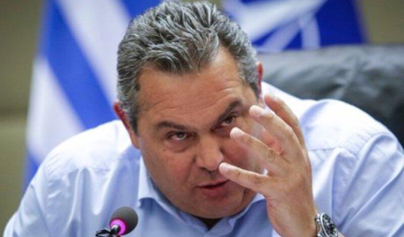 Καμμένος: Ο Α. Τσίπρας θα προκηρύξει εκλογές είτε για τις 23, είτε για τις 30 Ιουνίου