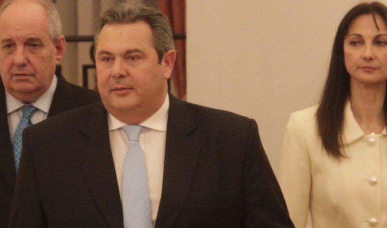 Καμμένος: «Το Eurogroup δεν έχει καμία νομιμότητα»