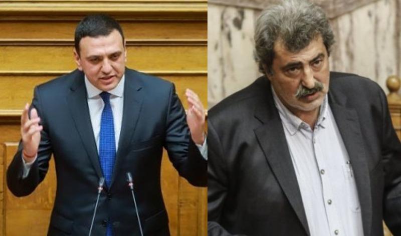 """Κικίλιας: """"Πολιτικός κανίβαλος ο Πολάκης"""""""