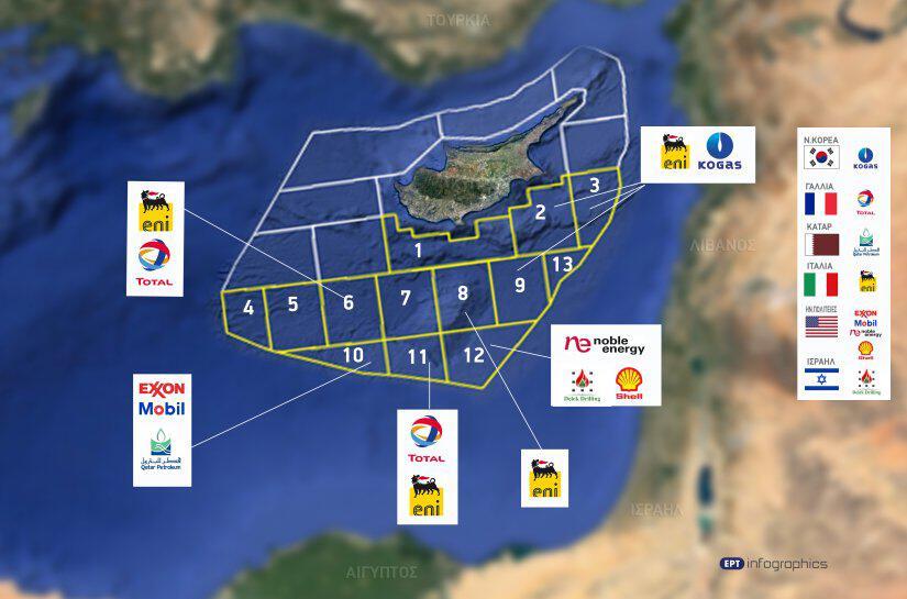 Αγκυρα: «Στείλαμε σαφές μήνυμα στην Ελλάδα – Θα τρυπήσουμε σε όλη την κυπριακή ΑΟΖ – Δεν μπορούν να μας σταματήσουν»
