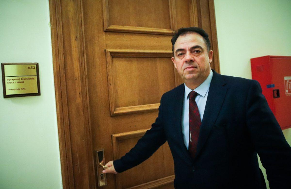 Σοβαρό επεισόδιο μεταξύ βουλευτή και υποψηφίου βουλευτή του ΚΙΝΑΛ