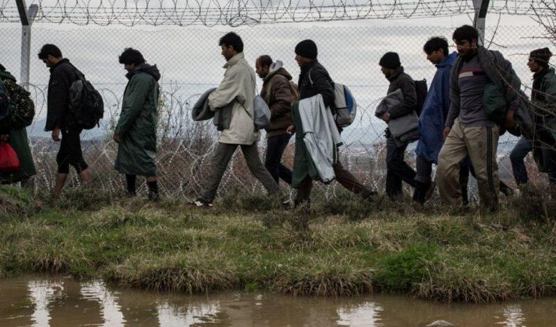 Κομοτηνή: Καταδίωξη και σύλληψη διακινητών παράνομων μεταναστών