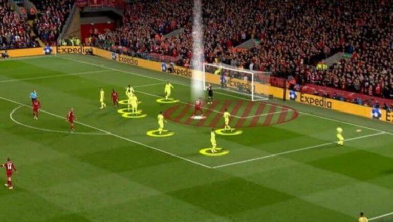 Λίβερπουλ: Έτσι μπήκε το τέταρτο γκολ! Ποια κομπίνα; – video