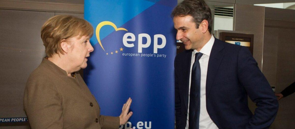 Βερολίνο: «Ο Κυριάκος Μητσοτάκης θα σεβαστεί την συμφωνία των Πρεσπών»