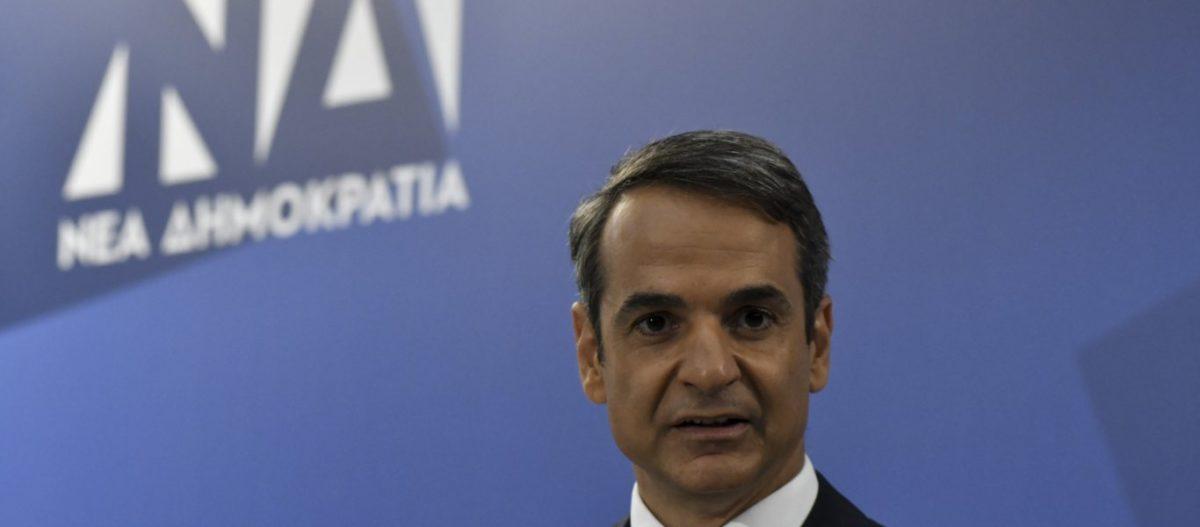 Κ.Μητσοτάκης σε κουρείο στην Κρήτη: «Δεν πιστεύω να τα παίρνετε… ΣΥΡΙΖΑ» (βίντεο)