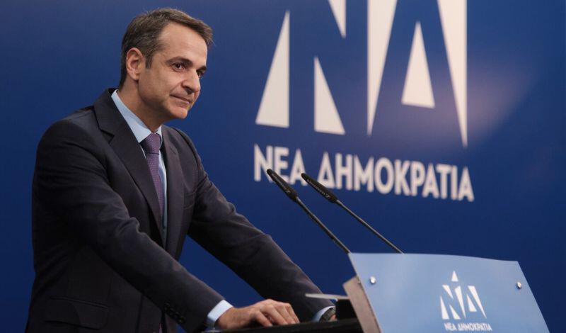 Τον ΣΥΡΙΖΑ δεν θα τον πιάνεις στο στόμα σου! Δείτε τι συνέβη στην ομιλία του Μητσοτάκη – Πως αντέδρασε (VIDEO)