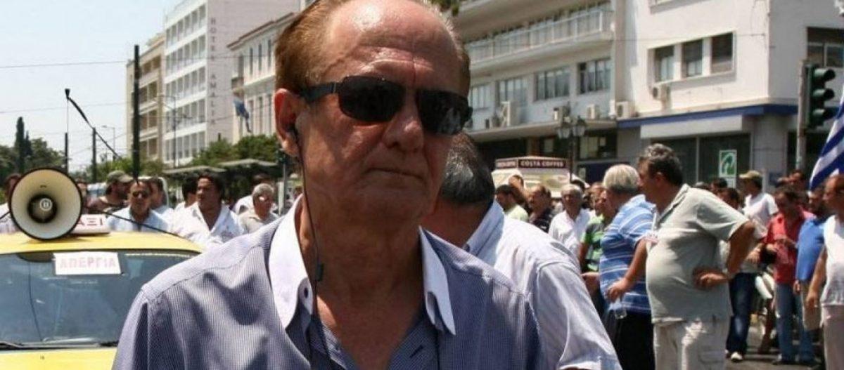 Θ.Λυμπερόπουλος: «Οι ταξιτζήδες θα στηρίξουμε τον ΣΥΡΙΖΑ» – Σπίρτζης: «Κάντε τα ταξί κέντρα προπαγάνδας μας»!