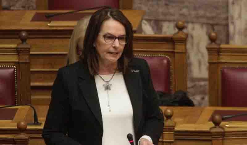 Παπανάτσιου: Στηρίζουμε την μεγάλη πλειοψηφία του ελληνικού λαού, που χτυπήθηκαν από την κρίση