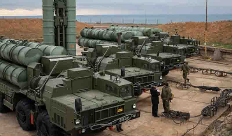 Κογκρέσο προς Ερντογάν: «Ακύρωσε τη συμφωνία για τους ρωσικούς S-400 – Θα αντιμετωπίσεις σοβαρές συνέπειες»