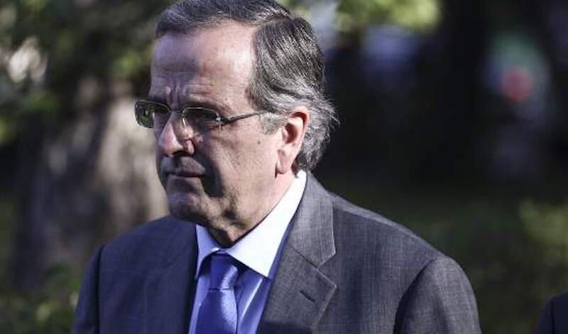 Σαμαράς για επίθεση αντιεξουσιαστών: Αυτή είναι η Ελλάδα του κ. Τσίπρα