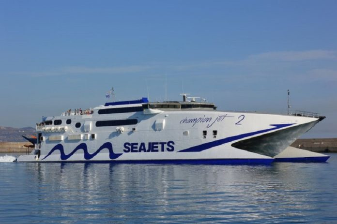 Μηχανική βλάβη σε πλοίο που εκτελούσε δρομολόγιο από Κρήτη