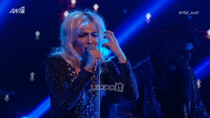 YFSF – Τελικός: Συγκινημένη η Κατερίνα Στικούδη στη σκηνή! Η εξαιρετική της εμφάνιση…
