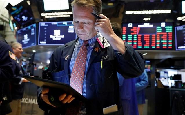 Η μεγάλη ανατροπή στις αγορές: Από το «ράλι για τα πάντα», στο κόκκινο παντού