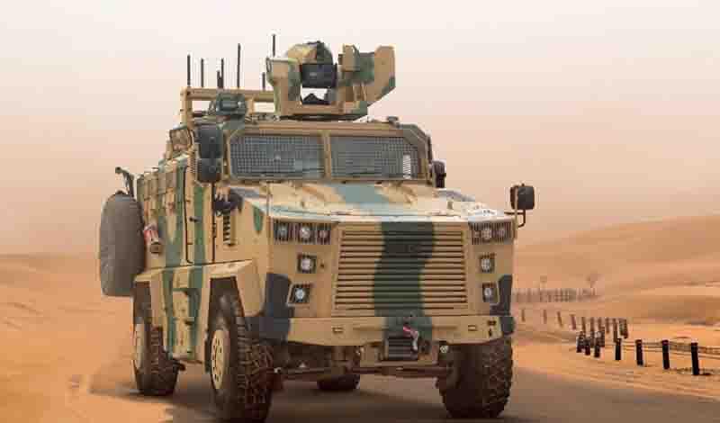 Η Τουρκία ανησυχεί μην καταρρεύσει η κυβέρνηση της Τρίπολης: Έδωσε θωρακισμένα οχήματα
