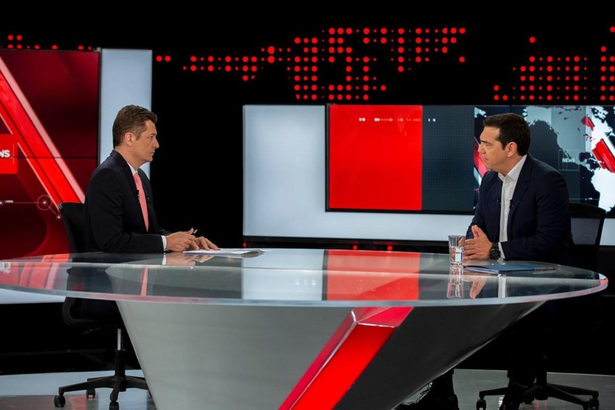 Τσίπρας: Ο Μητσοτάκης έχει άγχος για τις ευρωεκλογές – Αν τις χάσει δεν θα τον έχω αντίπαλο στις εθνικές εκλογές