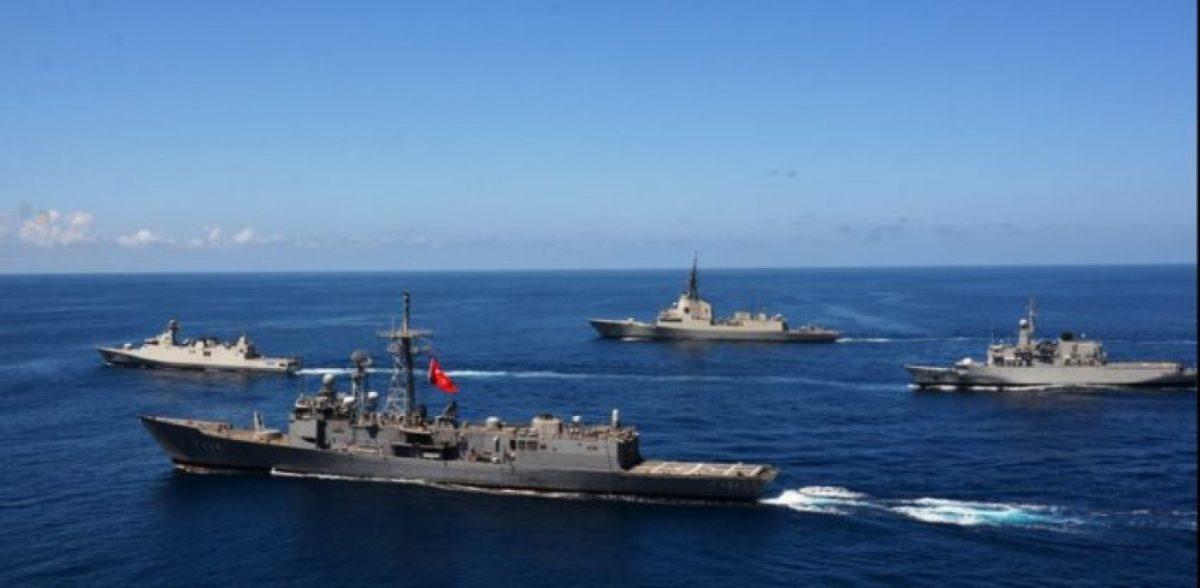 Αναντολού: Ελληνική πυραυλάκατος παρενόχλησε τουρκική κορβέτα (vid)