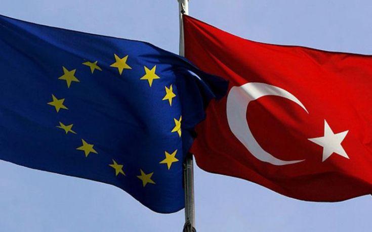 «Πάγωμα» διαπραγματεύσεων με την Τουρκία για την ένταξη στην Ε.Ε.